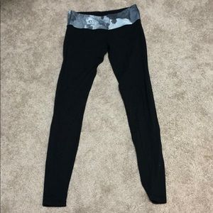 Lululemon wunder under leggings